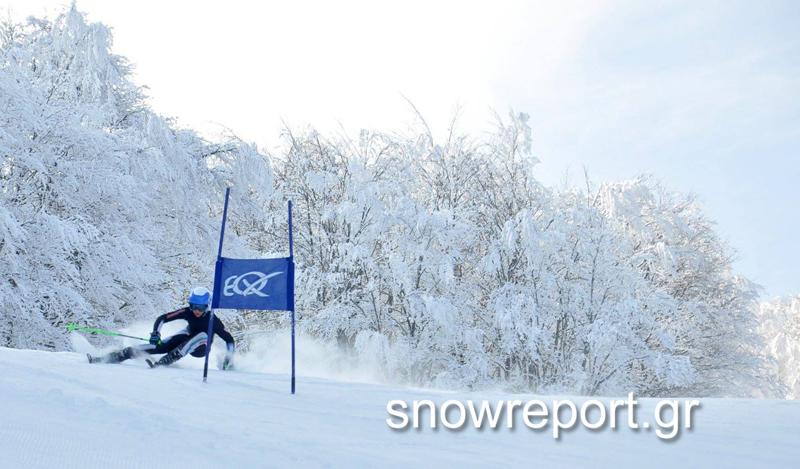 Snow Report - Χιονοδρομικά Κέντρα Συνεχής Ενημέρωση 27f8209519b