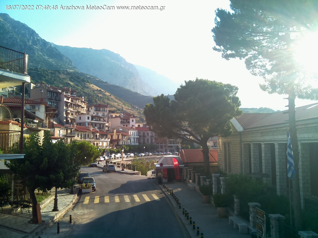 webcam city Arachova