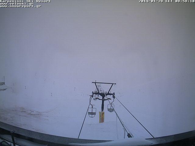 Karpenisi Snowboard camera
